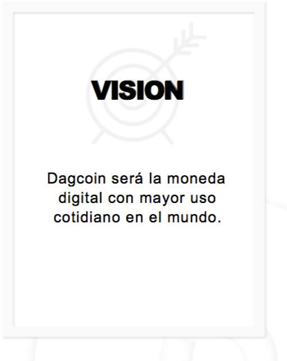 Es algo relevante lo que hay detras de DagCoin?