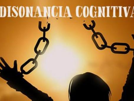 DISONANCIA COGNITIVA : Porque como seres humanos nos cerramos tipicamente a una NUEVA IDEA?