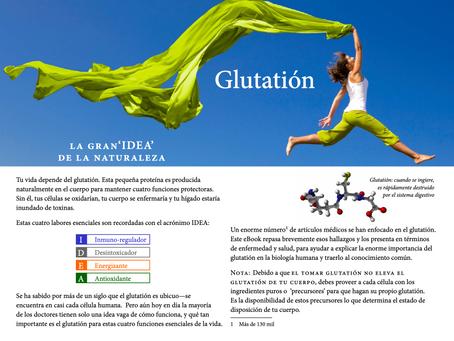 Rol del Glutation en la DESINTOXICACION