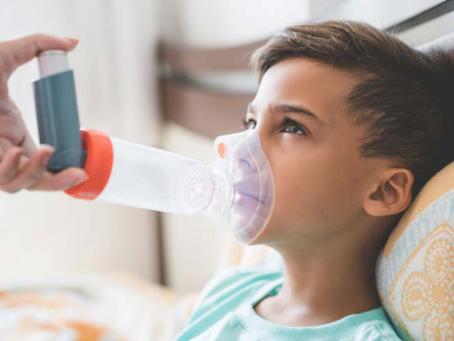 Tratamiento del asma y alergias elevando niveles de glutatión