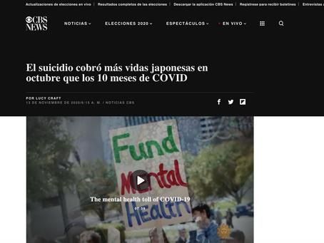 JAPON : En Octubre se Suicidan mas personas que las que habian muerto por Covid en 10 meses