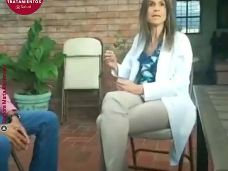 """Doctora Maria Barrientos : Advierte Grandes Riesgos de esta """"Vacuna"""" Experimental"""
