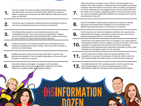 12 Vaccine Truths