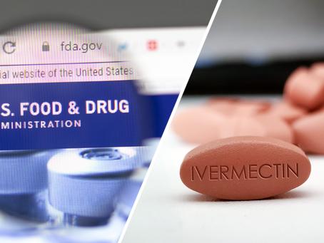 Guerra de la FDA contra la verdad sobre la ivermectina