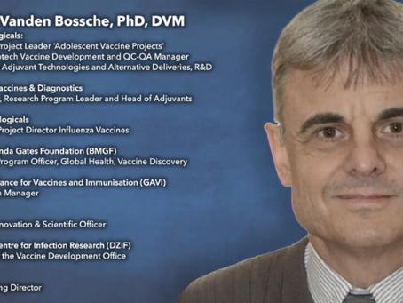 Mass Vaccination in a Pandemic - Benefits versus Risks: Interview with Geert Vanden Bossche