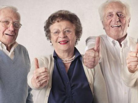 Varias personas con mas de 100 años sobreviviendo SIN problema, ni complicaciones al CORONAVIRUS!