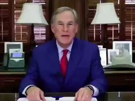 El gobernador de Texas, Greg Abbott, prohíbe los mandatos de la vacuna COVID-19