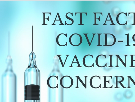 FAST FACTS on COVID-19 Vaccines Concerns