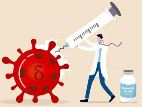 Las personas vacunadas pueden desempeñar un papel clave para ayudar a la evolución de variantes