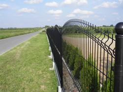 LOLEX - ogrodzenie panelowe Goszczyn 8.JPG