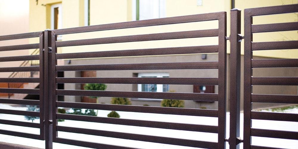 Exbram - ogrodzenia panelowe 6