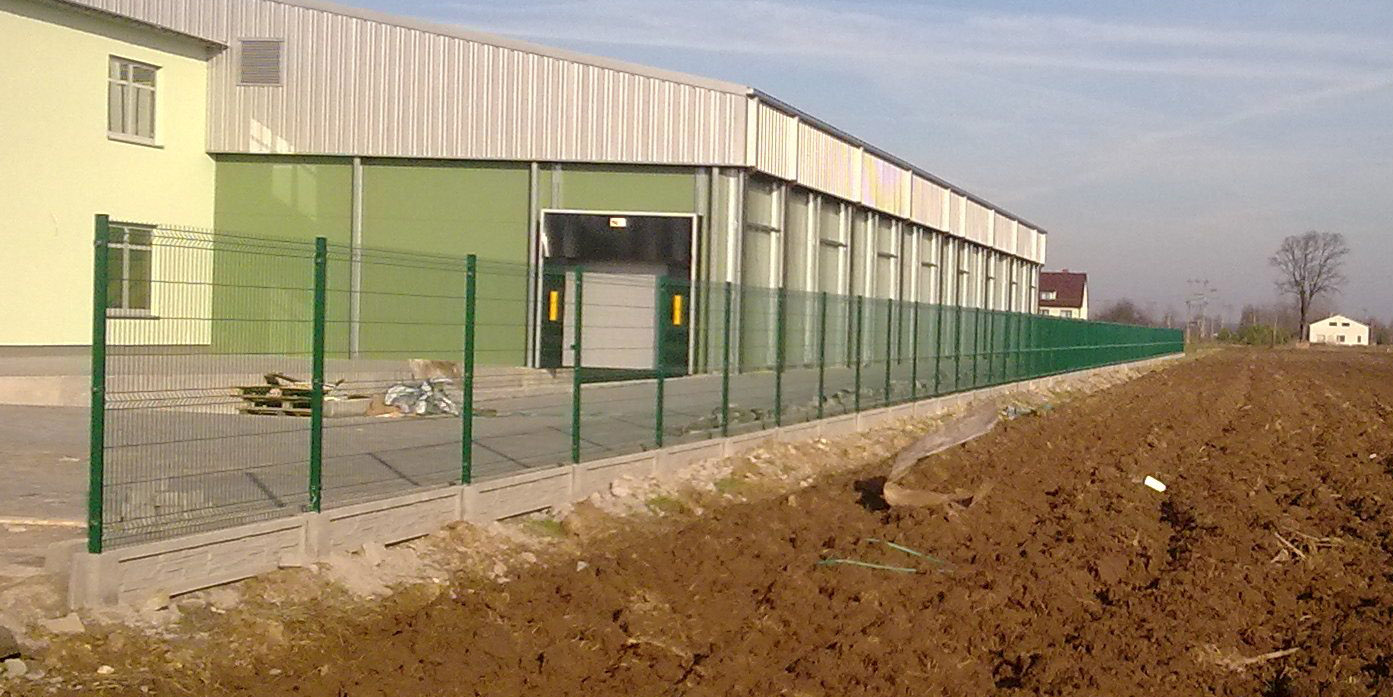 LOLEX - ogrodzenie panelowe Sobienie Jeziory 1.jpg