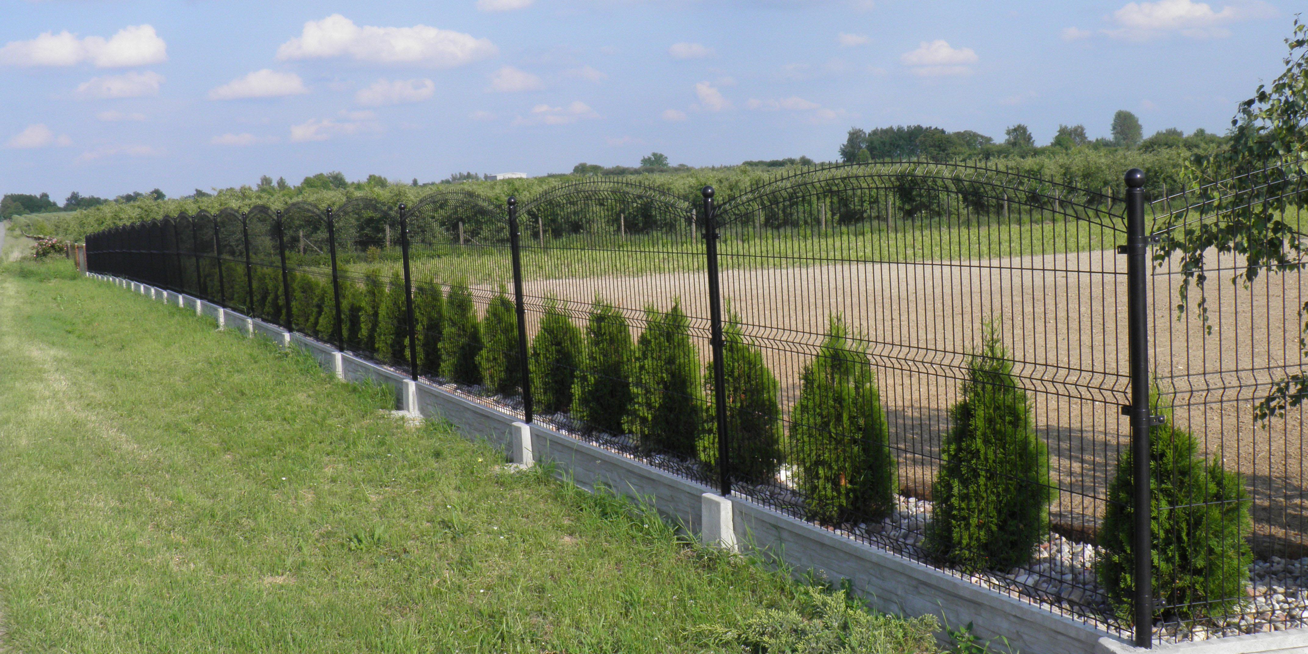 LOLEX - ogrodzenie panelowe Goszczyn 6.JPG