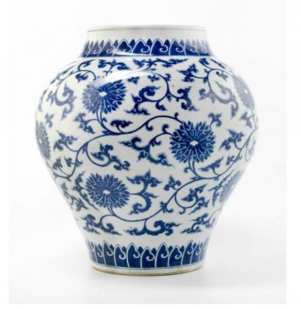 Vase Daoguang – 40,000 €