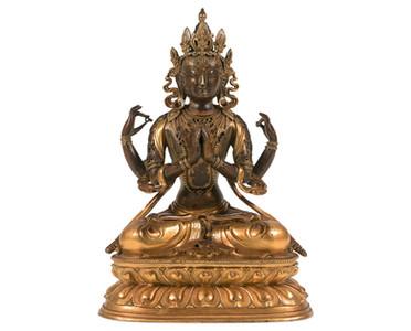 Statuette de Guanyin - 33.280€