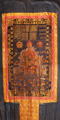 Tangka de Paldem Lhamo - 14.336€