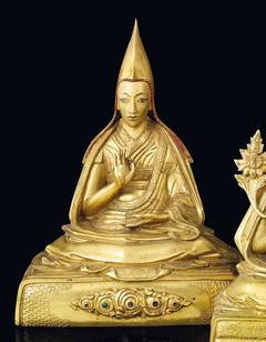 Statue de Lama – 108,000 €