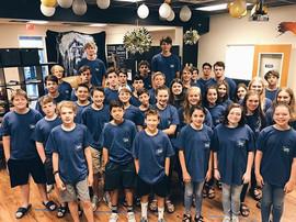 What a weekend! Junior High Retreat 2018