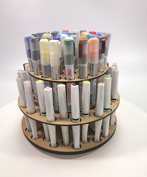Storage with a Twist® -Large pen storage * contents not included