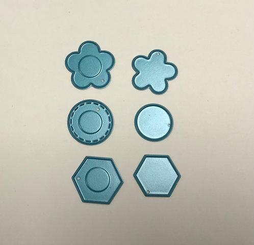 CoolKatzCutz Decorative Magpops