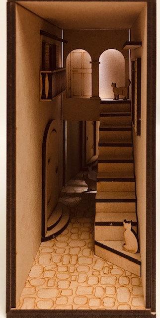 Intrigue Alley Nook