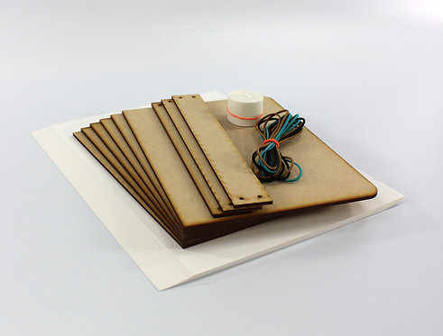 MDF larger journal with cartridge paper