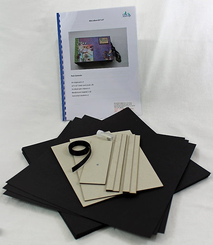 Mini Album Kit