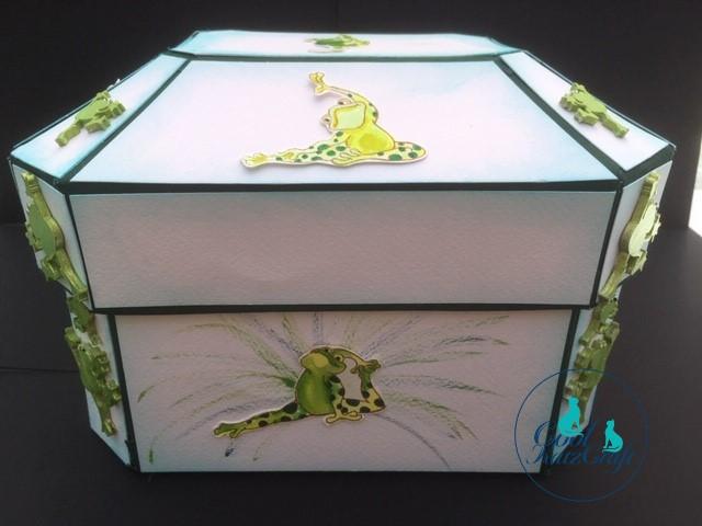 Rosemary's Yoga Frog Hidden Gem Box