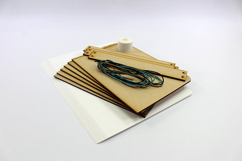 A5 MDF journal kit