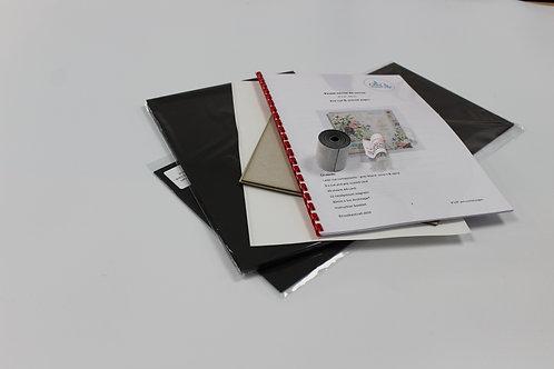 """8"""" x 8"""" album kit"""