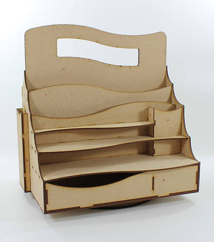 Storage with a Twist™ - CoolKatzCaddy Wizz