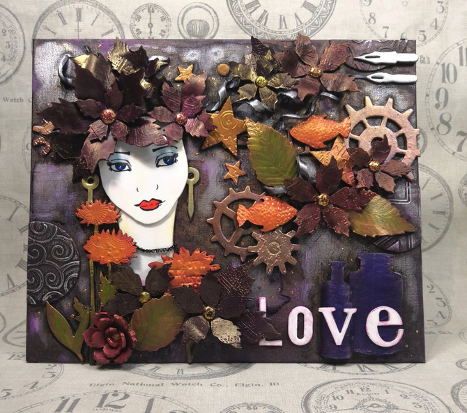 Kay and Maggie on Hochanda on Saturday 23rd February
