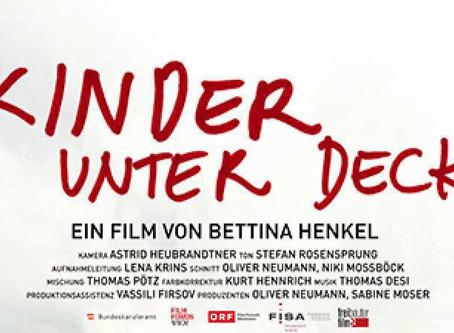 """Dokumentarfilm """"Kinder unter Deck"""" von Bettina Henkel im Livestream"""