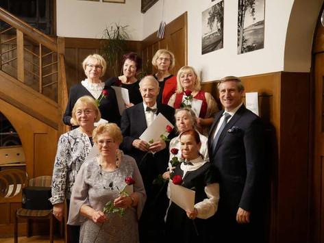 Internationale Kulturtage Mare Balticum 2018 in Darmstadt – Ehrungen