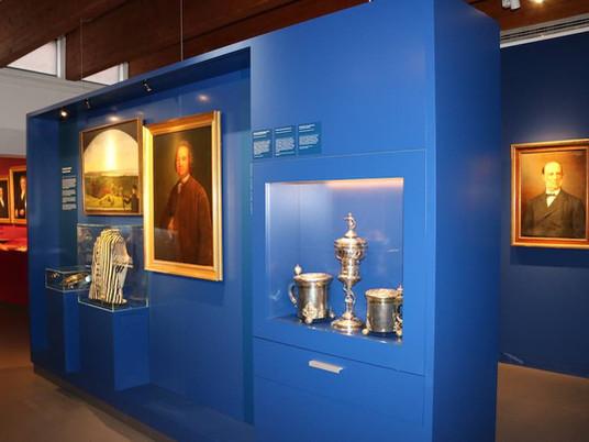 Balten-Silber aus Darmstadt im neueröffneten Ostpreußen-Museum in Lüneburg