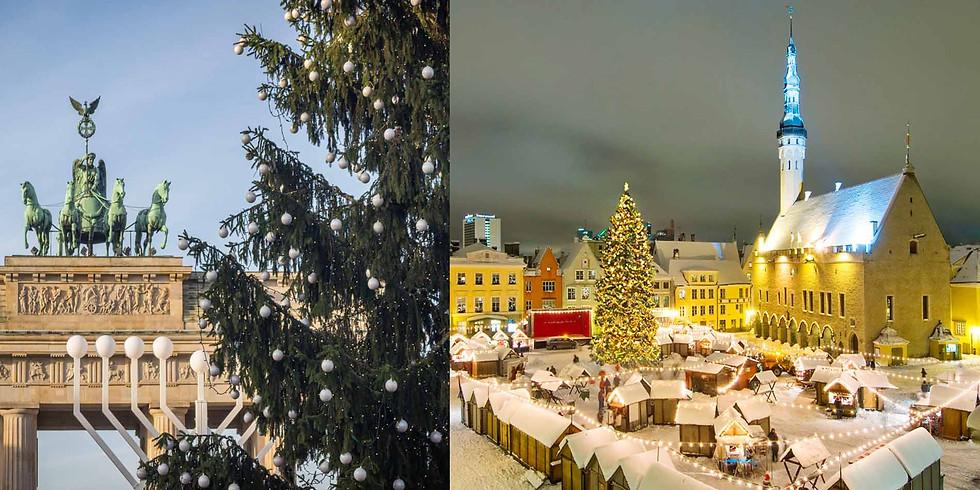 Berlin: Baltische Weihnachtsfeier