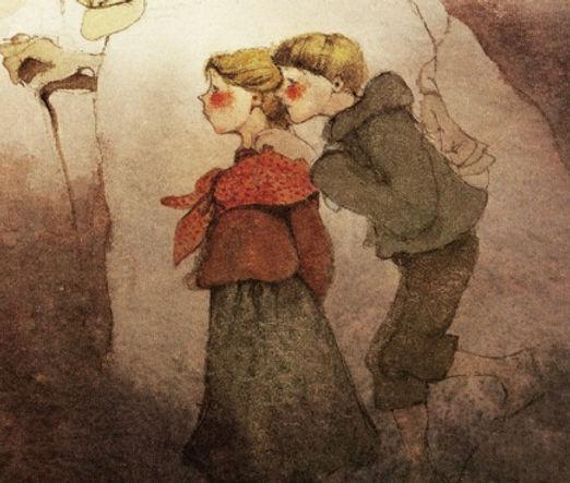 hansel e gretel con la strega lizbeth ri