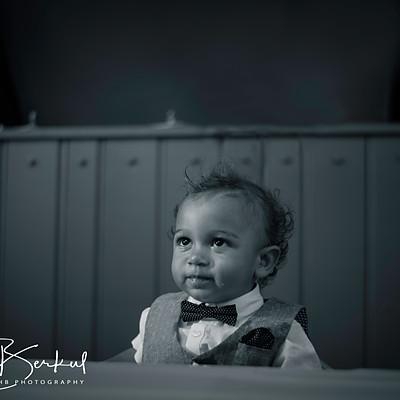 Baby Roman's 1st Birthday & Christening