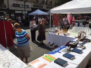 Street Fair 2015