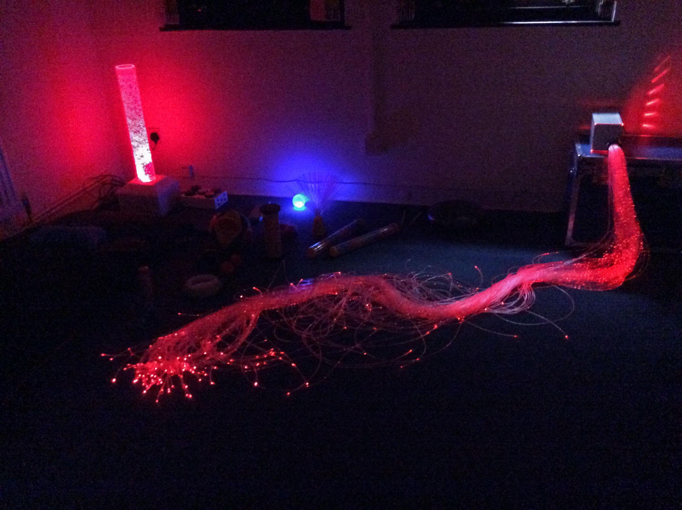 Sensory Room Dark