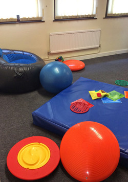 Occupational Therapy Space