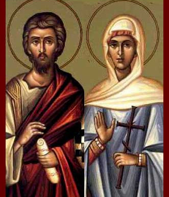 Andronicus and Junia....