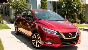 El totalmente nuevo Nissan Versa se corona como ganador en los premios Automotive Best Buy en Estado