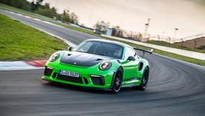 Sale de la línea de producción el último Porsche 911 de la generación 991