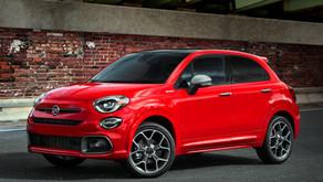Nuevo modelo deportivo Fiat 500X 2020