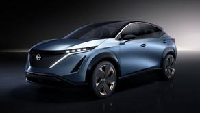 Nissan presenta el futuro de la movilidad en CES 2020
