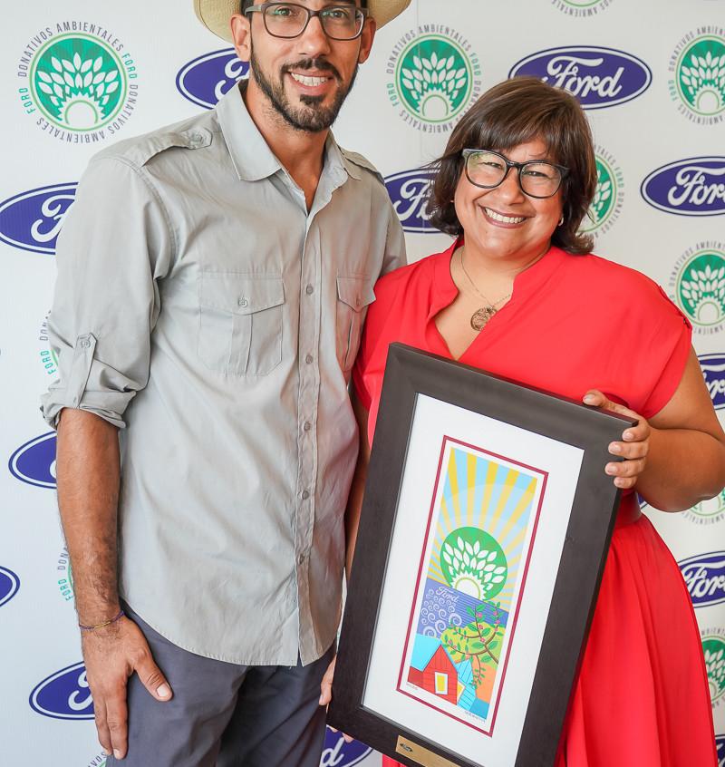 Samuel Morales y Ana Yris Guzman de Nues