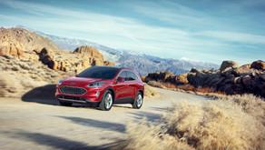 Llega la rediseñada Ford Escape 2020 marcando un nuevo estándar en las SUV pequeñas