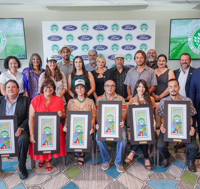 Ganadores Donativos Ambientales Ford 201