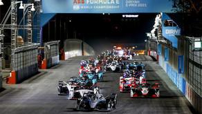 Un resumen de las carreras de febrero de Fórmula E